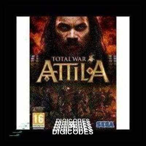 TOTAL WAR: ATTILA (INSTANT DELIVERY) - (PC) - (Official Website) - (Digital Download) - DIGICODES
