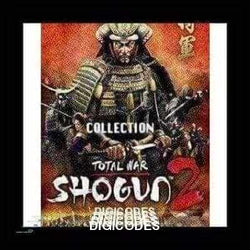 TOTAL WAR: SHOGUN 2 COLLECTION (INSTANT DELIVERY) - (PC) - (Official Website) - (Digital Download) - DIGICODES