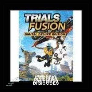 Trials Fusion (Deluxe Edition) (For New Accounts Only) (INSTANT DELIVERY) - (PC) - (Official Website) - (Digital Download) - DIGICODES