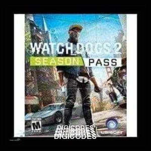 WATCH DOGS 2 - SEASON PASS (DLC) (INSTANT DELIVERY) - (PC) - (Official Website) - (Digital Download) - DIGICODES