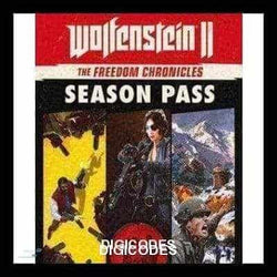 WOLFENSTEIN II: THE NEW COLOSSUS - SEASON PASS (DLC) (INSTANT DELIVERY) - (PC) - (Official Website) - (Digital Download) - DIGICODES