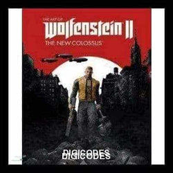 WOLFENSTEIN II: THE NEW COLOSSUS CUT (INSTANT DELIVERY) - (PC) - (Official Website) - (Digital Download) - DIGICODES