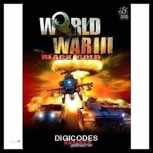 WORLD WAR III: BLACK GOLD (INSTANT DELIVERY) - (PC) - (Official Website) - (Digital Download) - DIGICODES