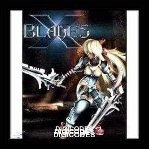 X-BLADES - DIGITAL CONTENT DLC (INSTANT DELIVERY) - (PC) - (Official Website) - (Digital Download) - DIGICODES