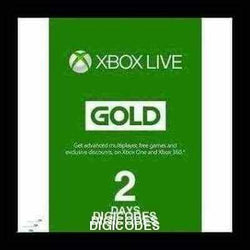 XBOX LIVE 48-HOUR GOLD TRIAL MEMBERSHIP (FOR NEW ACCOUNTS ONLY) (INSTANT DELIVERY) - (Official Website) - (Digital Download) - DIGICODES