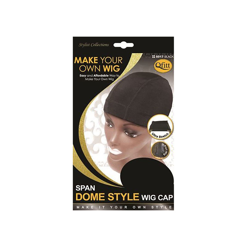 Qfitt Span Dome Style Wig Cap - Hair Crown Beauty Supply