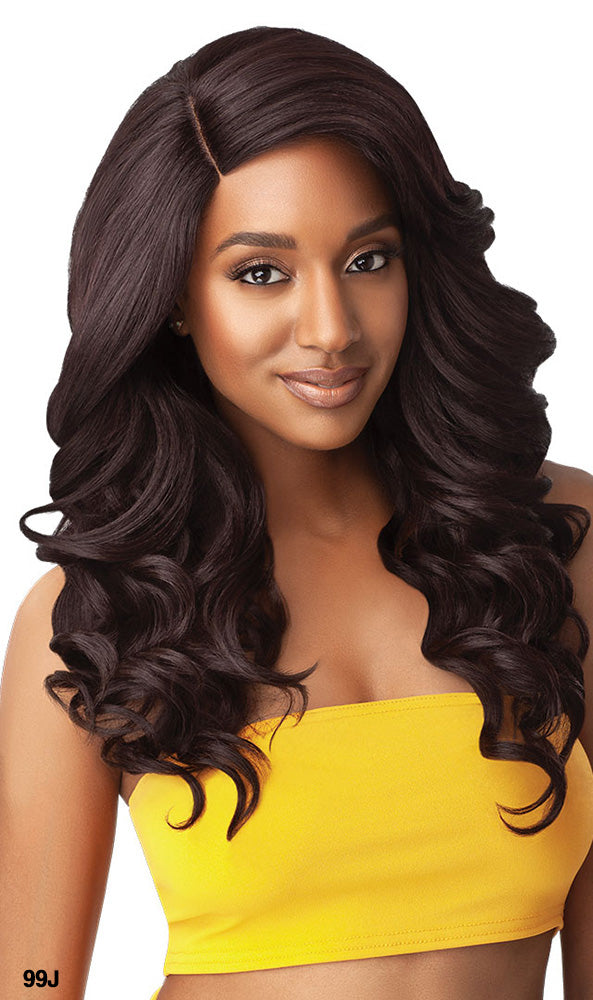 Outre The Daily Wig Synthetic Lace Part Wig SAMARA | Hair Crown Beauty Supply