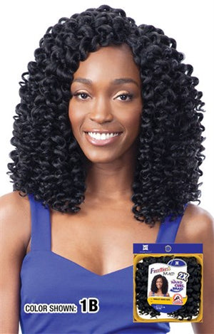 FreeTress 2X Ringlet Wand Curl Braid - Hair Crown Beauty Supply