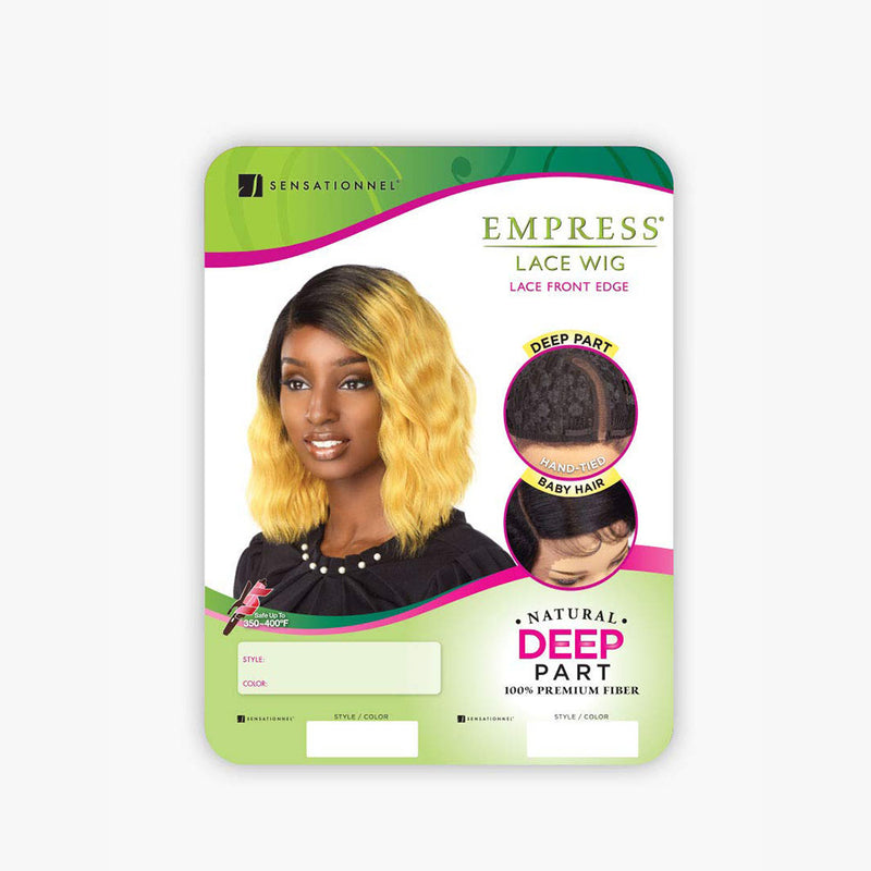 Sensationnel Empress Natural Deep Part Lace Wig JALYN | Hair Crown Beauty Supply