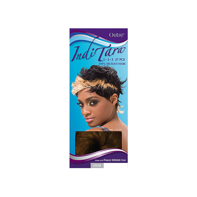 Outre Indian TARA 27pcs - Hair Crown Beauty Supply
