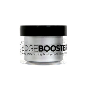 Style Factor EDGE BOOSTER Extra Shine Strong Hold Pomade | Hair Crown Beauty Supply