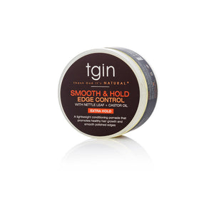 tgin Smooth and Hold Edge Control Extra Hold - Hair Crown Beauty Supply