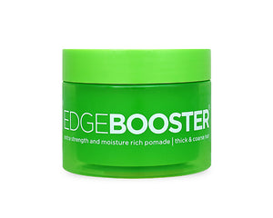 Style Factor Edge Booster Extra Strength and Moisture Rich Pomade Thick Coarse Hair | Hair Crown Beauty Supply