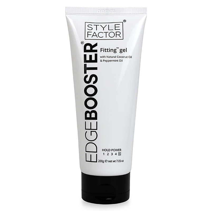 Style Factor Edge Booster Fitting Gel | Hair Crown Beauty Supply