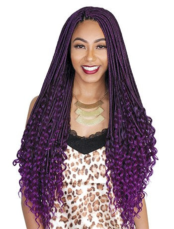 "Zury Loc Braid Deep Curl 26"" - Hair Crown Beauty Supply"