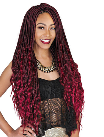"Zury Loc Braid Loose Wave 26"" - Hair Crown Beauty Supply"