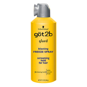 got2b Glued Blasting Freeze Spray - Hair Crown Beauty Supply
