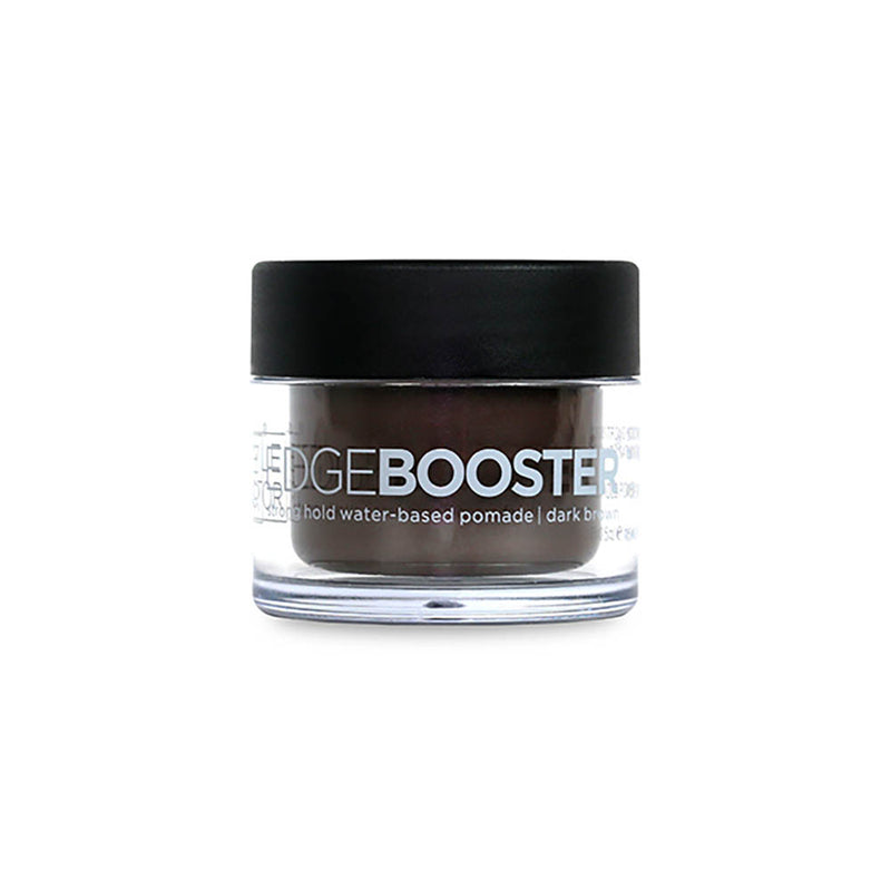 Style Factor Edge Booster Hideout Hair Color Pomade for Gray Hair Cover | Hair Crown Beauty Supply