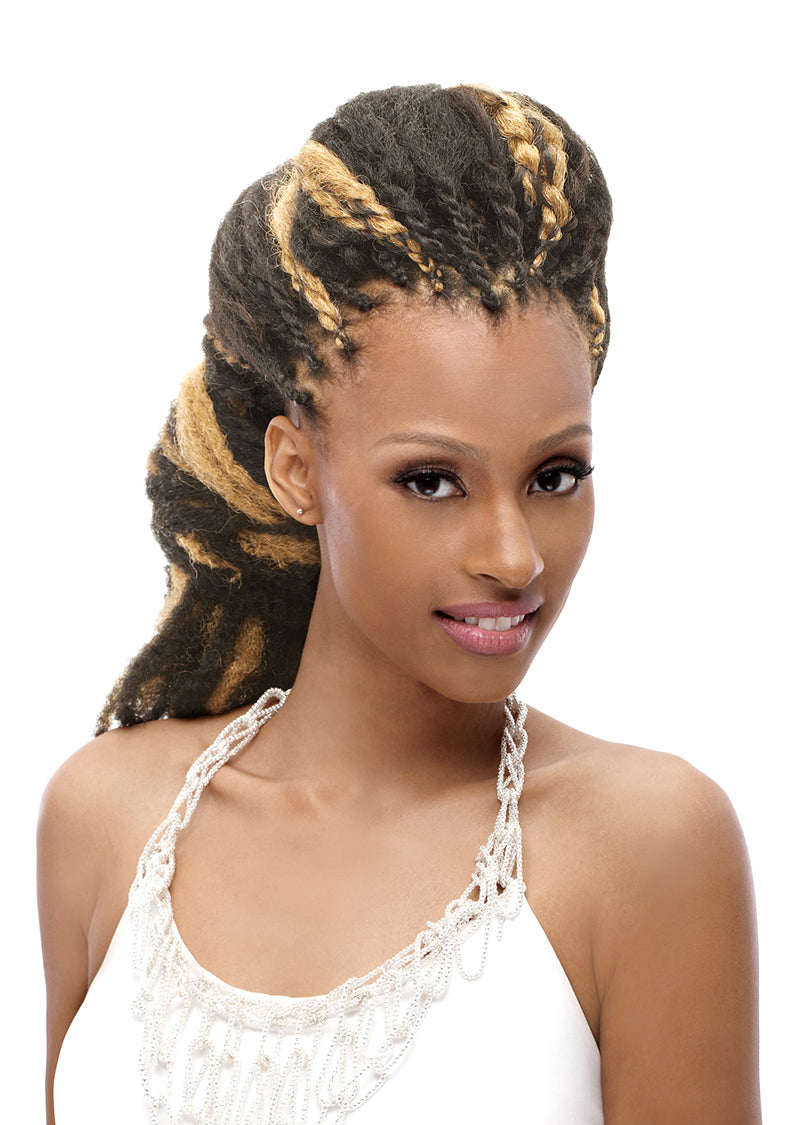 (6 Pack) Femi Marley Kinky Twist Braid - Hair Crown Beauty Supply