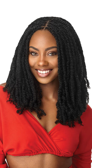 Outre X-Pression Twisted Up Crochet Braid SPRING TWIST - Hair Crown Beauty Supply