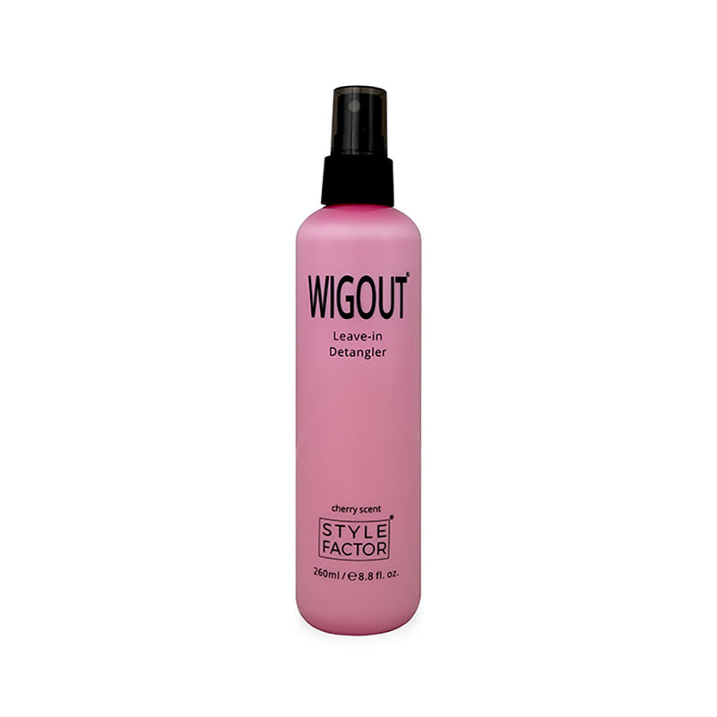 Style Factor WIGOUT Leave-In Detangler | Hair Crown Beauty Supply
