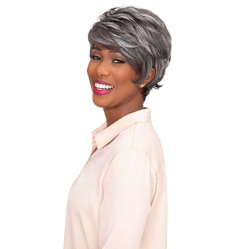 FEMI Ms Granny Collection Synthetic Wig CATALINA | Hair Crown Beauty Supply