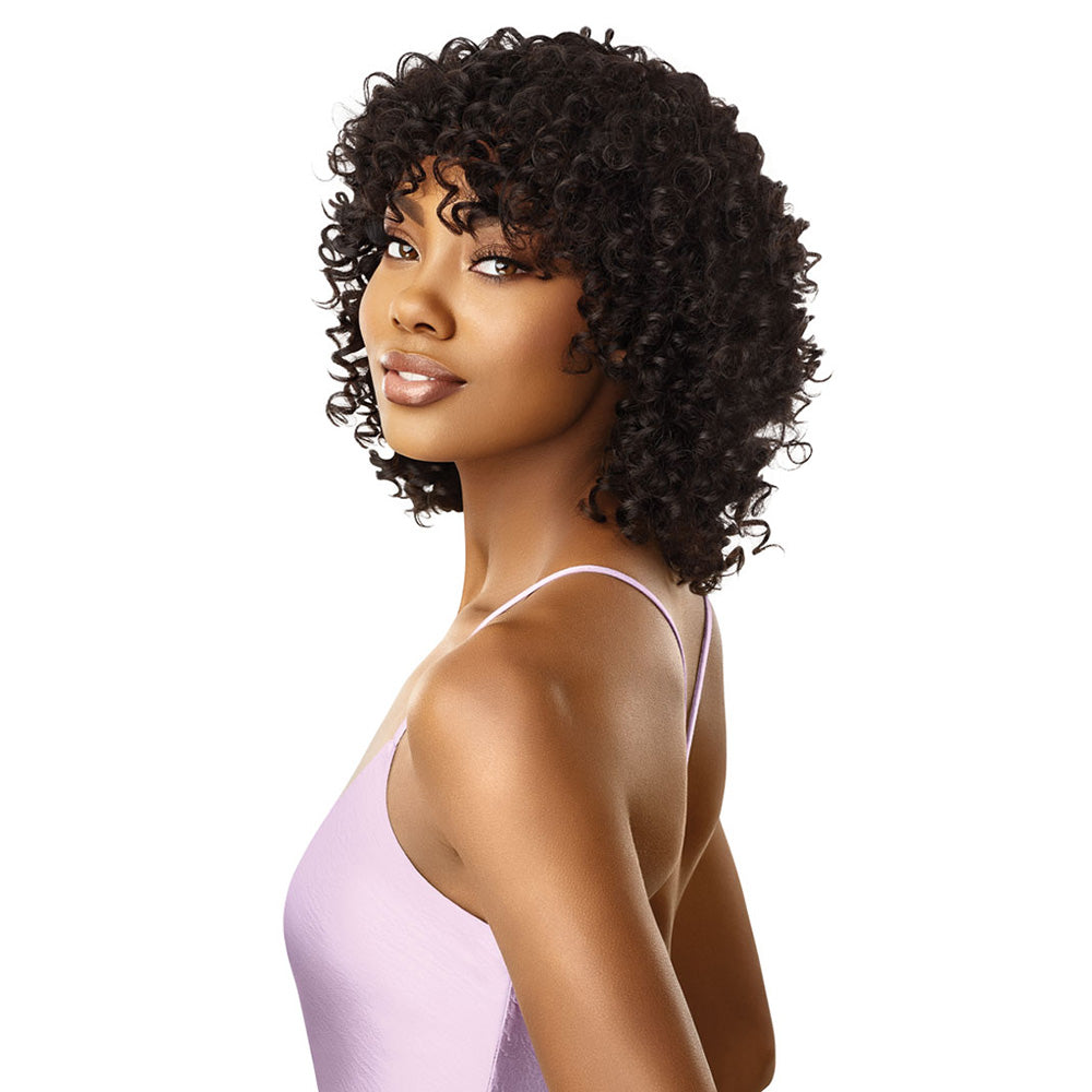 Outre MyTresses Purple Label Unprocessed Human Hair Wig JOLENE | Hair Crown Beauty Supply