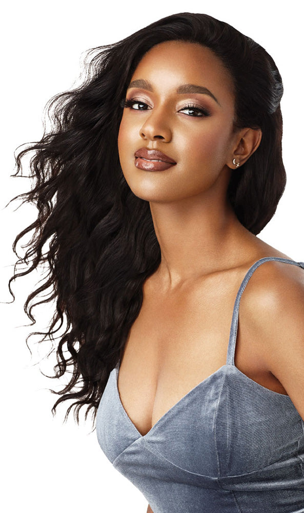MyTresses Black Label Fully Hand-Tied Human Hair Lace Wig LOOSE BODY | Hair Crown Beauty Supply