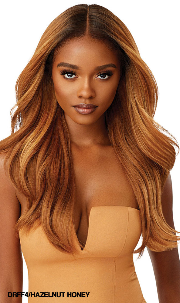 OUTRE Melted Hairline Lace Front Wig KAMIYAH | Hair Crown Beauty Supply