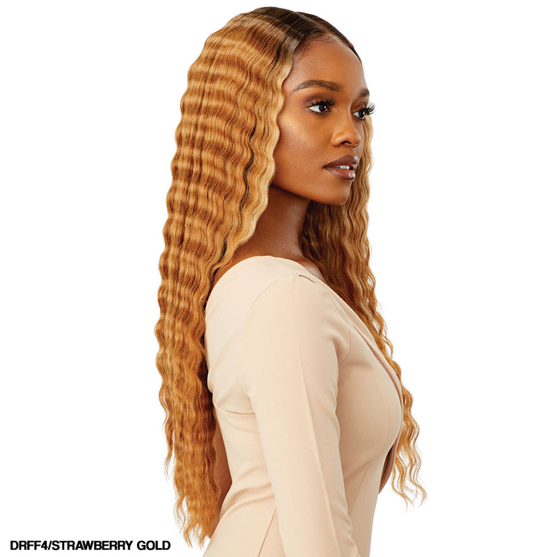 OUTRE Melted Hairline Lace Front Wig LILYANA | Hair Crown Beauty Supply
