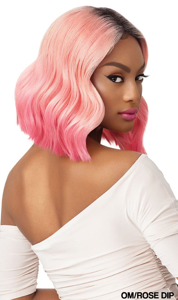 Outre Color Bomb Lace Front Wig JHALAY | Hair Crown Beauty Supply