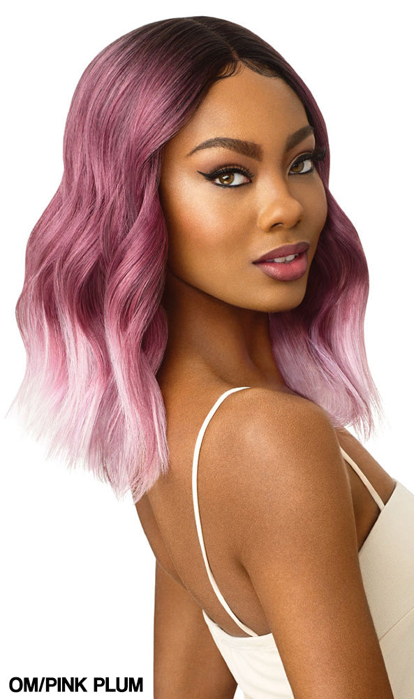 Outre Color Bomb Lace Front Wig NAHLA | Hair Crown Beauty Supply