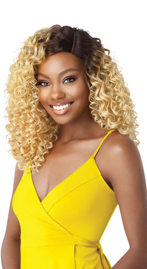 Outre The Daily Wig Synthetic Lace Part Wig DEANDRA - Hair Crown Beauty Supply