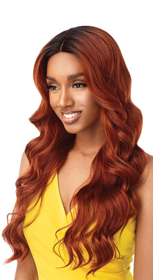 Outre The Daily Wig Synthetic Lace Part Wig KAMALA - Hair Crown Beauty Supply