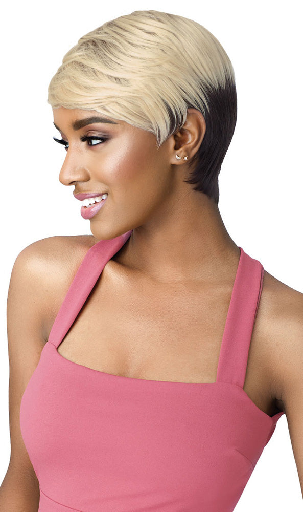 Outre Wigpop Synthetic Full Wig GENE | Hair Crown Beauty Supply