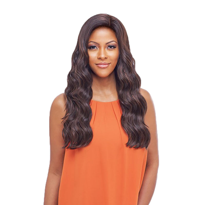 Vanessa Brazilian Human Hair Blend Lace Front Wig TRUDIE | Hair Crown Beauty Supply