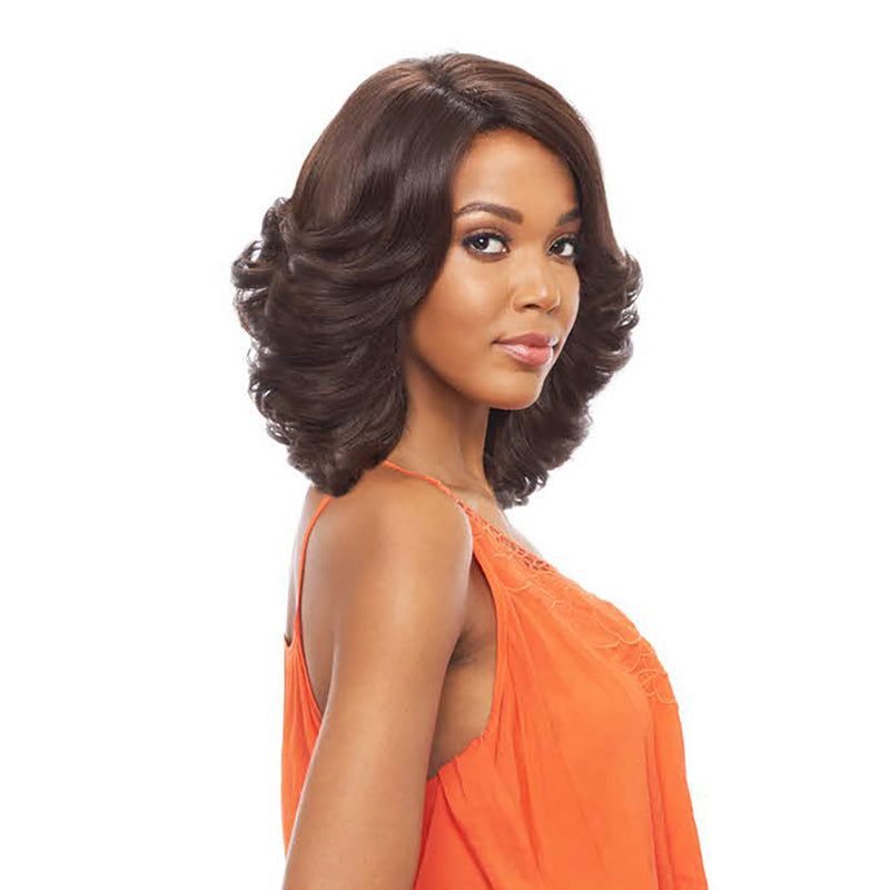 Vanessa Tops WC-Side Lace Part Wig PENDA - Hair Crown Beauty Supply