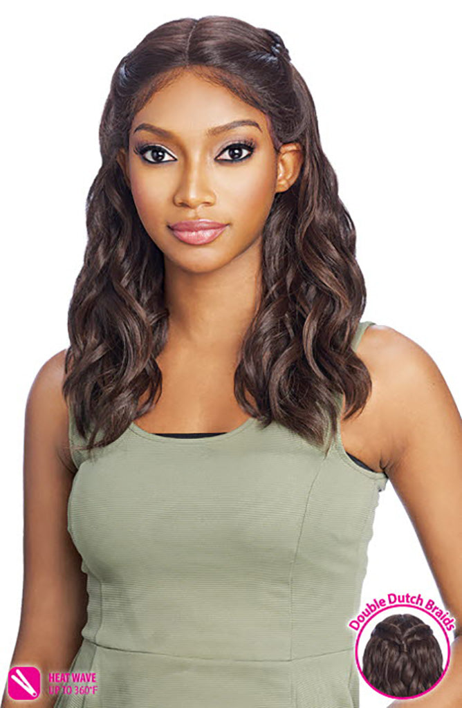 Vanessa Slayd Chic Lace Front Wig TSB THEIA - Hair Crown Beauty Supply