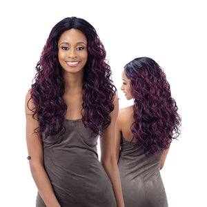 FreeTress EQUAL Invisible Part Wig AMY - Hair Crown Beauty Supply