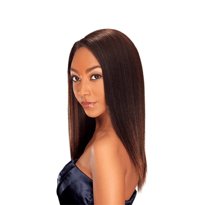 "Zury Hollywood ZIO Remy Yaki 100% Human Hair 10"" - Hair Crown Beauty Supply"