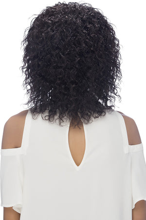 Vivica A Fox Natural Brazilian Swiss Lace Front Wig ALIKA - Hair Crown