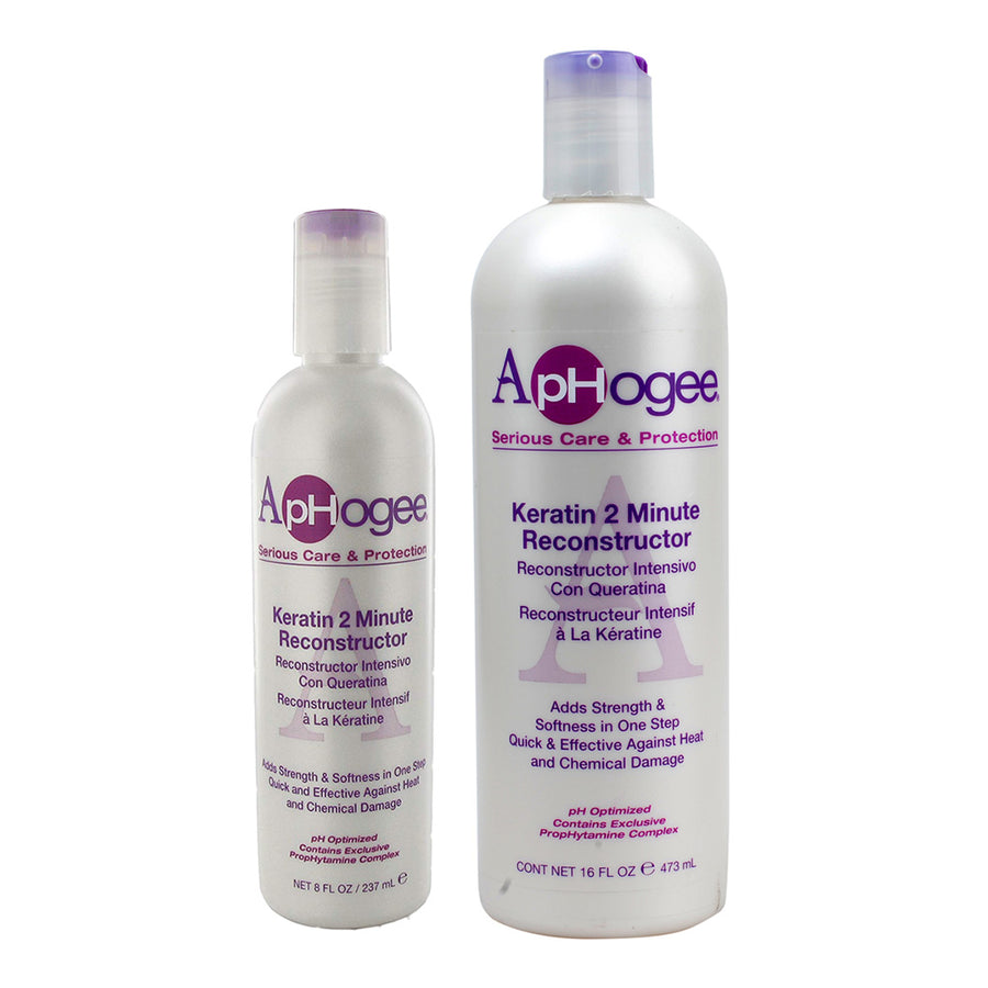 ApHogee Intensive 2 Minute Keratin Reconstructor - Hair Crown Beauty Supply