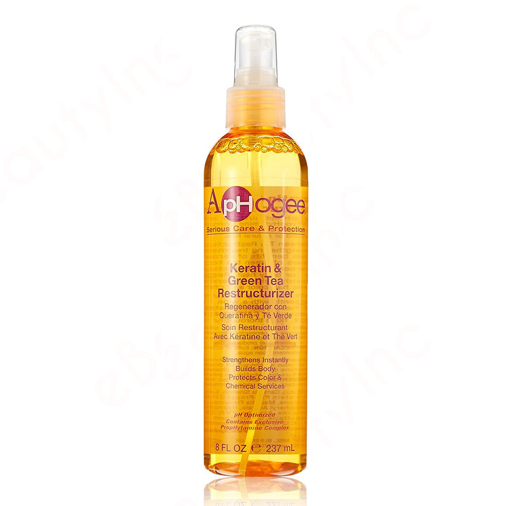 ApHogee Keratin Green Tea Restructurizer - Hair Crown Beauty Supply