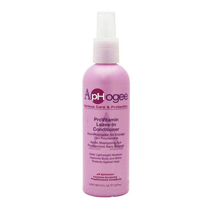 ApHogee ProVitamin Leave-In Conditioner 8oz - Hair Crown Beauty Supply