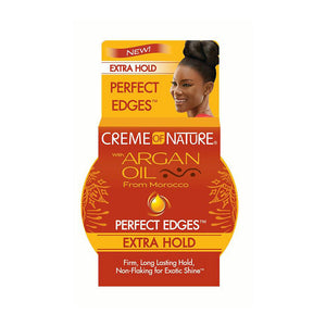 Creme of Nature Perfect Edges Extra Hold - Hair Crown Beauty Supply
