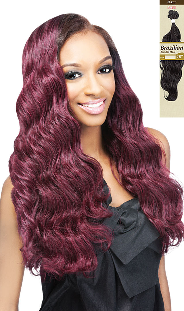 "Outre Batik Brazilian Bundle Hair 22"" - Hair Crown Beauty Supply"
