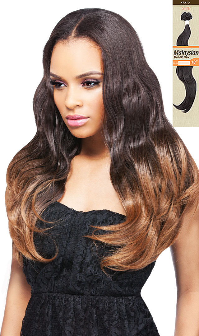 "Outre Batik Malaysian Bundle Hair 18"" #950 - Hair Crown Beauty Supply"