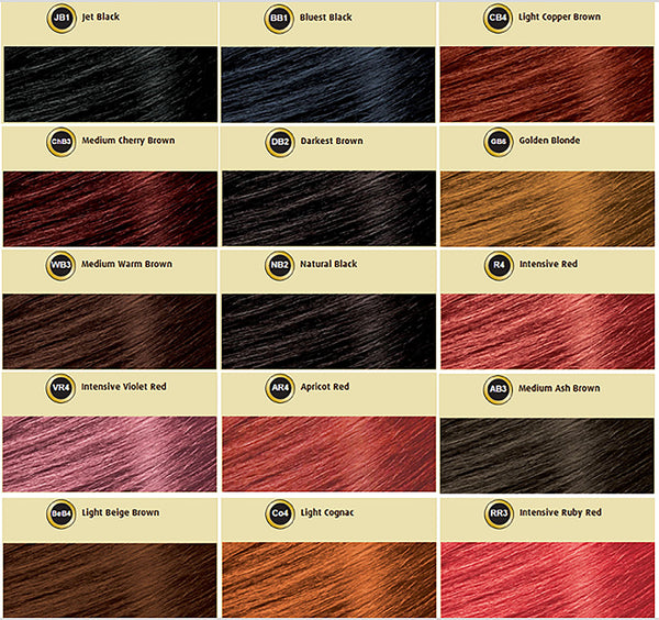 Bigen Semi Permanent Hair Color Hair Crown Beauty Supply