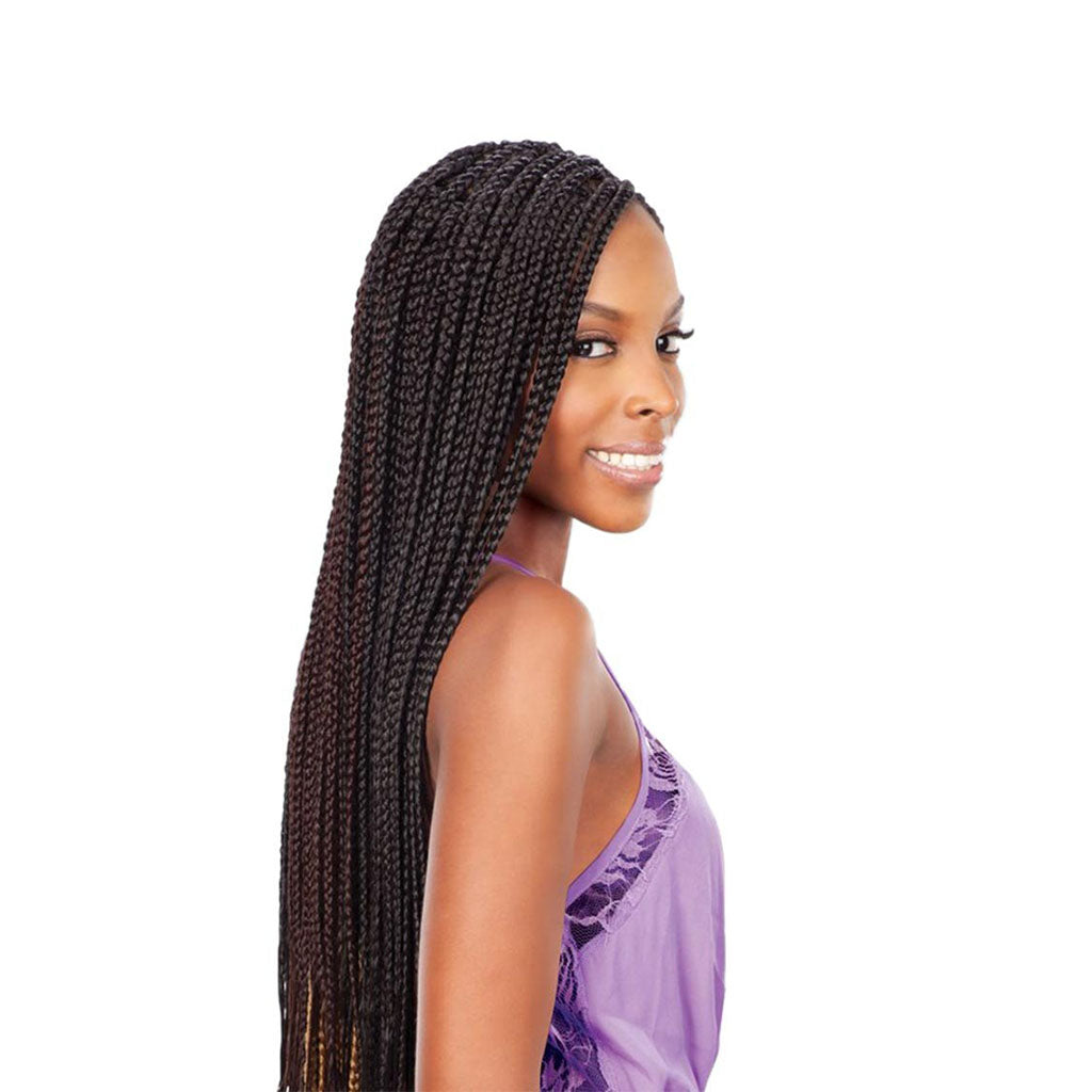 FreeTress Crochet Box Braid Medium - Hair Crown Beauty Supply