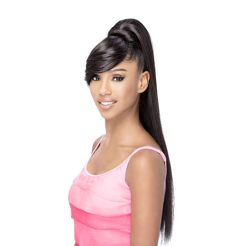 Vivica Fox Bang N Pony BP FENDY - Hair Crown Beauty Supply